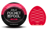 Мастурбатор ZOLO Pocket Pool 8 Ball