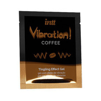 Пробник жидкого вибратора Intt Vibration Coffee,5 мл