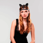 Кошачьи ушки bijoux indiscrets MAZE Cat Ears Headpiece