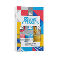 Подарочный набор смазок System JO Limited Edition Tri-Me Triple Pack Classics (3 х 30 мл)