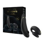 Подарунковий набір Golden Moments Collection Womanizer Premium + We-Vibe Chorus